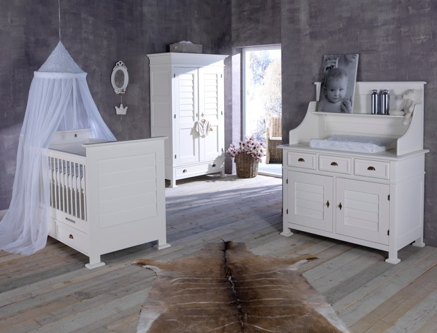 Stunning baby nursery idea