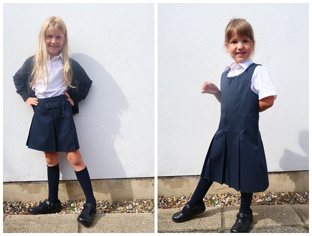 School uniform essentials from Marks & Spencer
