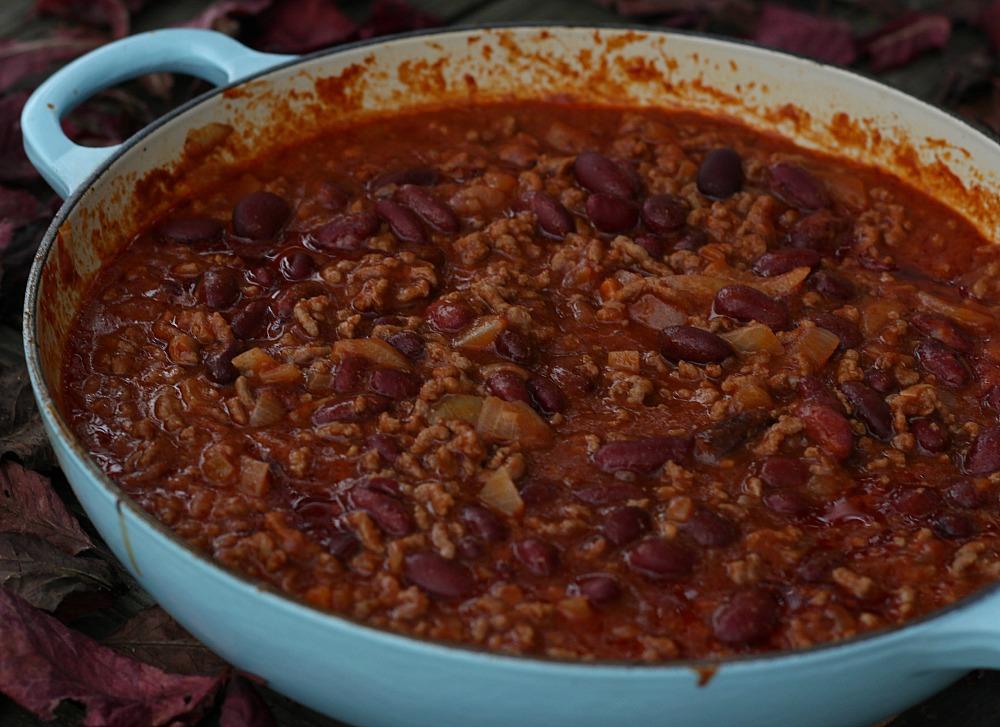 Our Family Favourite Chilli Recipe